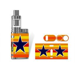 Houston Astros - Vinyl Skin for PICO 75W - FAST, FREE SHIPPI