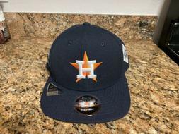 Houston Astros World Series Texas Icon Baseball Hat Snapback