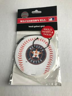 Houston Astros x12 Car Air Freshener Lot of  MLB Baseball Li