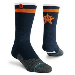 Stance Houston Astros Youth H Town Diamond Pro Crew Socks