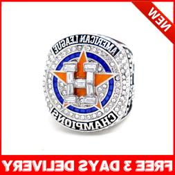 IN STOCK- HOUSTON ASTROS 2019 Ring American League Champions