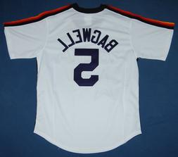 JEFF BAGWELL HOUSTON ASTROS MAJESTIC COOPERSTOWN COLLECTION
