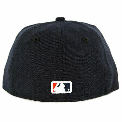 New Era 59Fifty AC Youth On Field Astros Home Fitted Cap