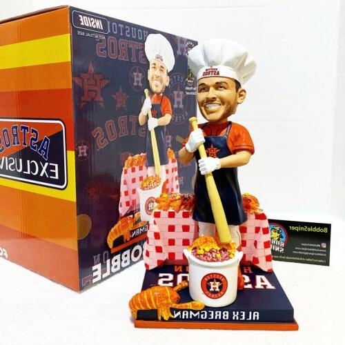 alex bregman houston astros crawfish boil bobble