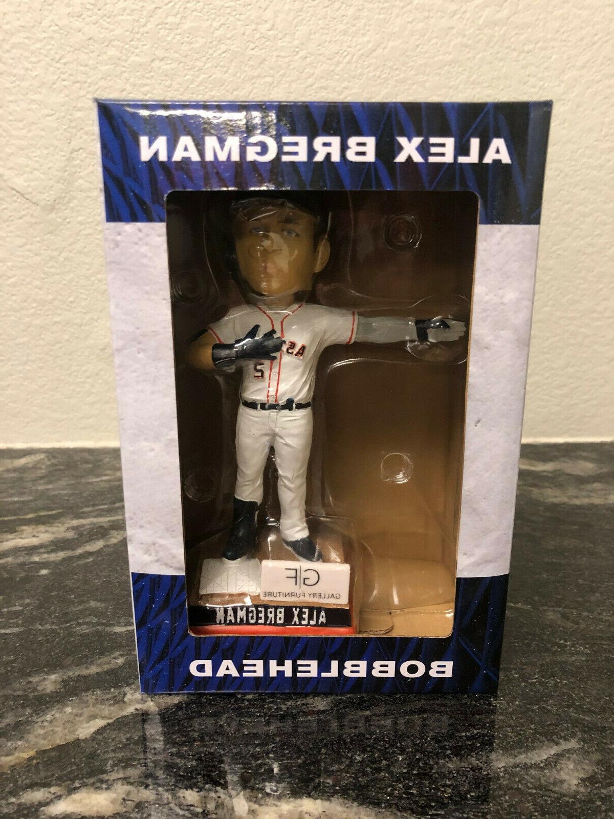 EXCLUSIVE 2020 Houston Astros Bobblehead ALCS Bundle