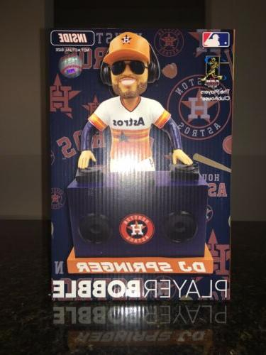 george springer houston astros june 2019 bobblehead