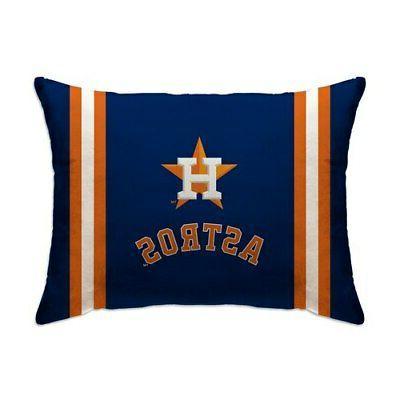 houston astros 20 x 26 plush bed