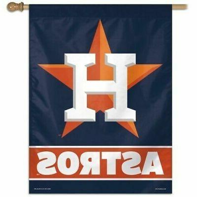 houston astros 28 x40 house flag or