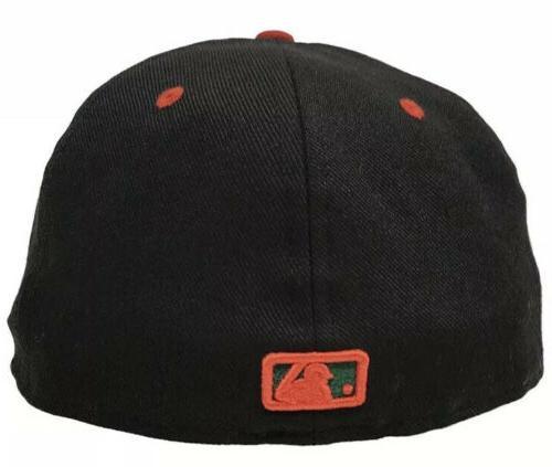 New Era Houston 7 Fitted Hat MLB Caps