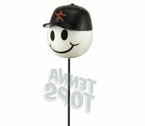 Houston Baseball Head Car Ball /