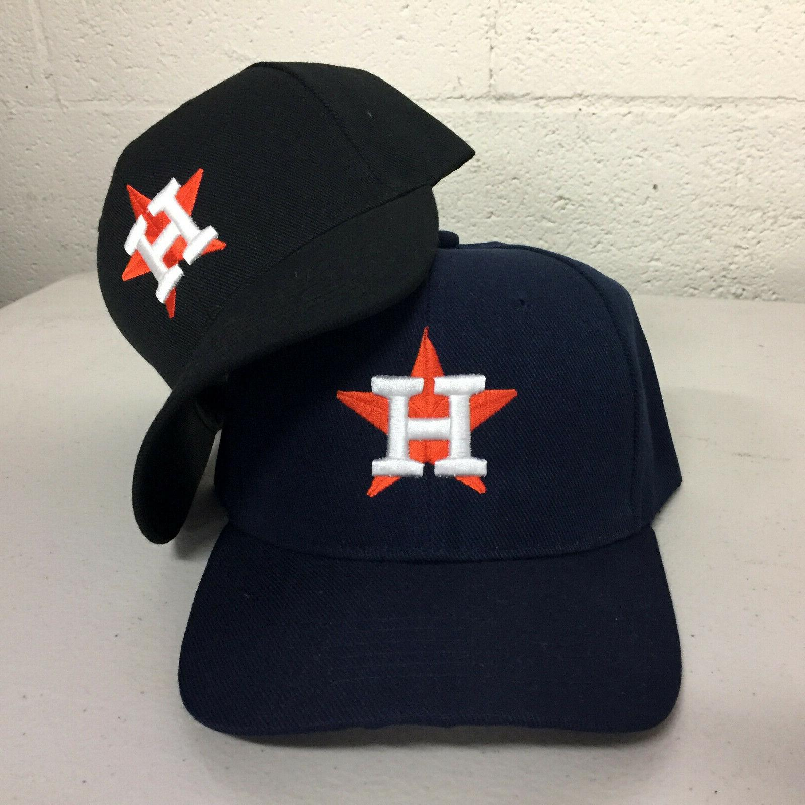houston astros cap logo hat embroidered men