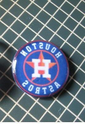 houston astros logo ball marker new
