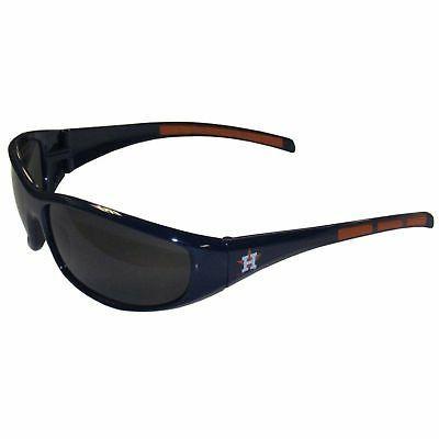 Houston Astros Official MLB Wrap Sunglasses by Siskiyou 1711