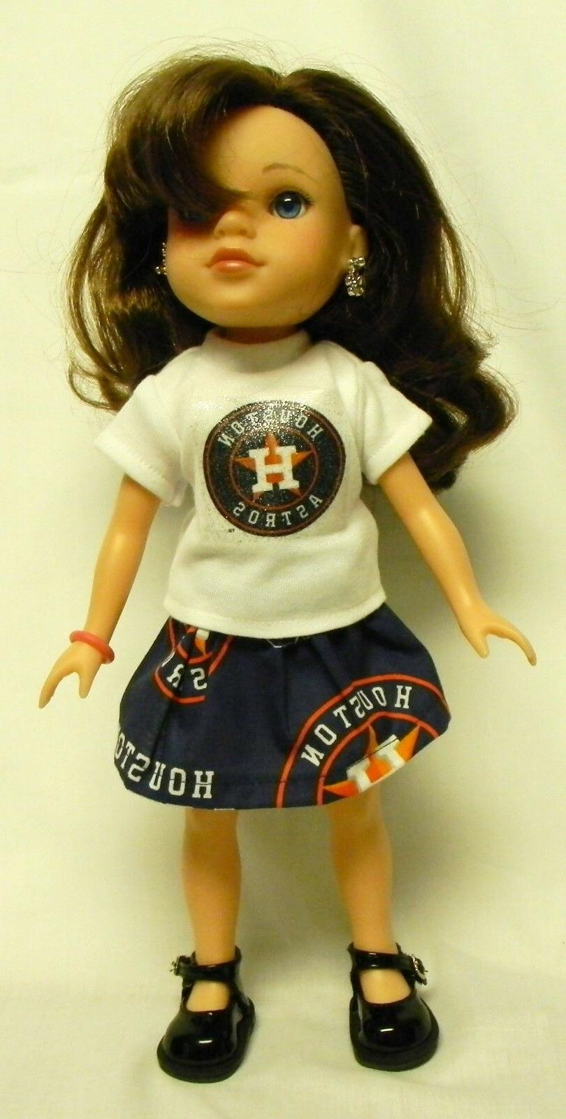 houston astros outfit for 14 5 inch