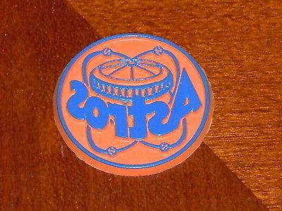 houston astros vintage old mlb rubber baseball