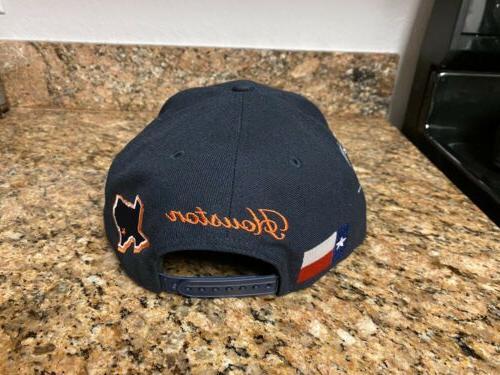Houston Astros World Texas Hat Snapback