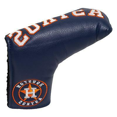 mlb houston astros golf vintage blade putter