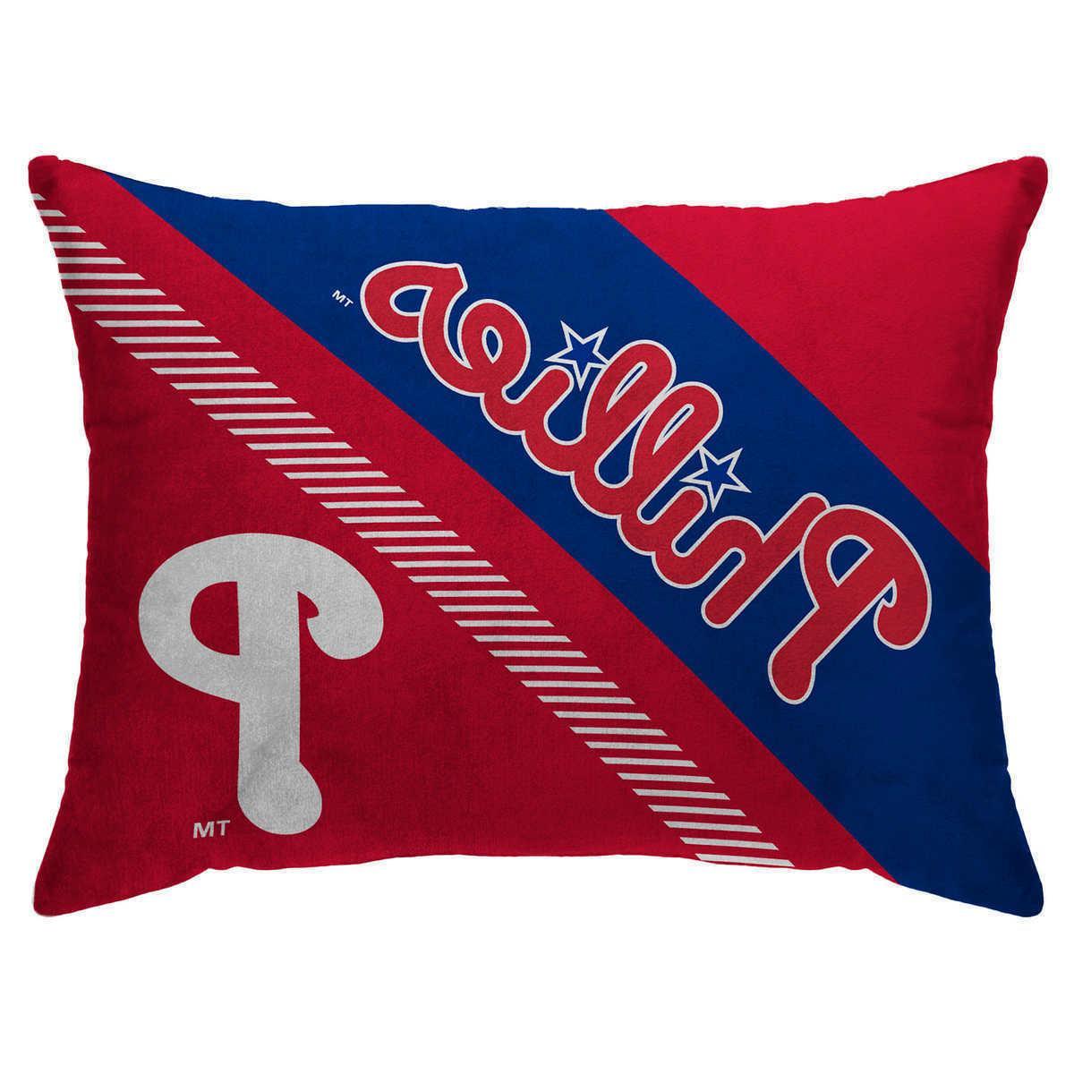 "MLB Plush Bed Pillow 20"""