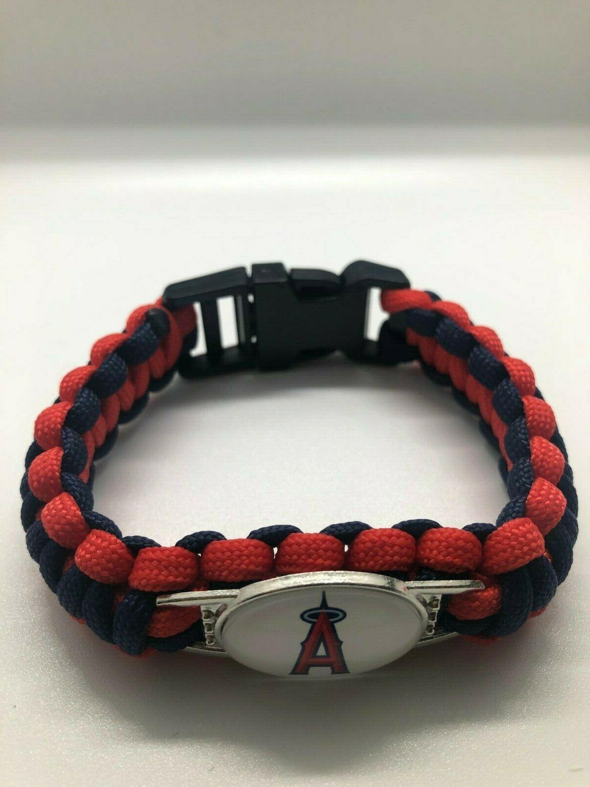 MLB Bracelet Wrap Wristband