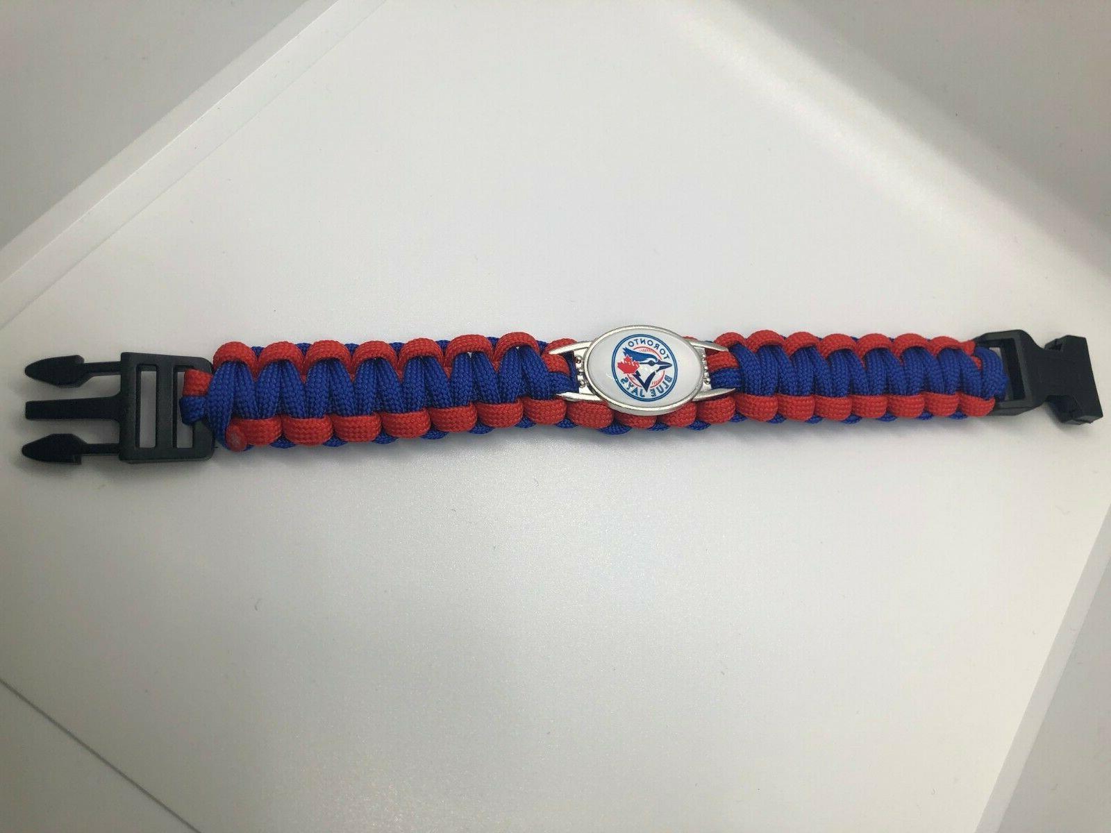 MLB Logo Bracelet