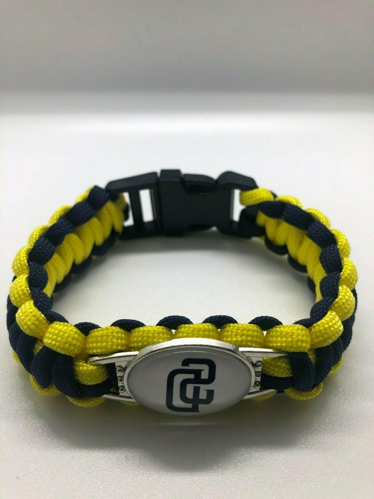 MLB Paracord Bracelet