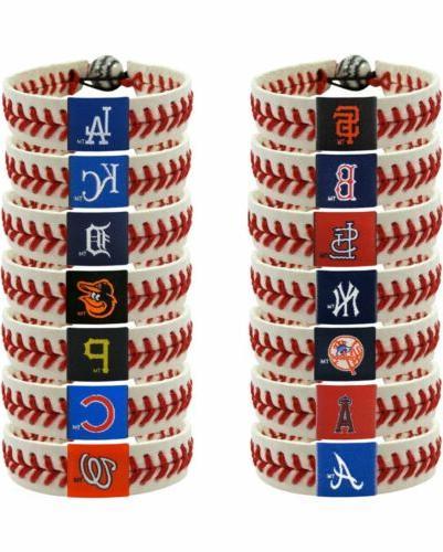 MLB Teams Leather Seam