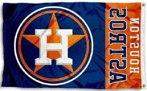 new houston astros mlb baseball large 3x5