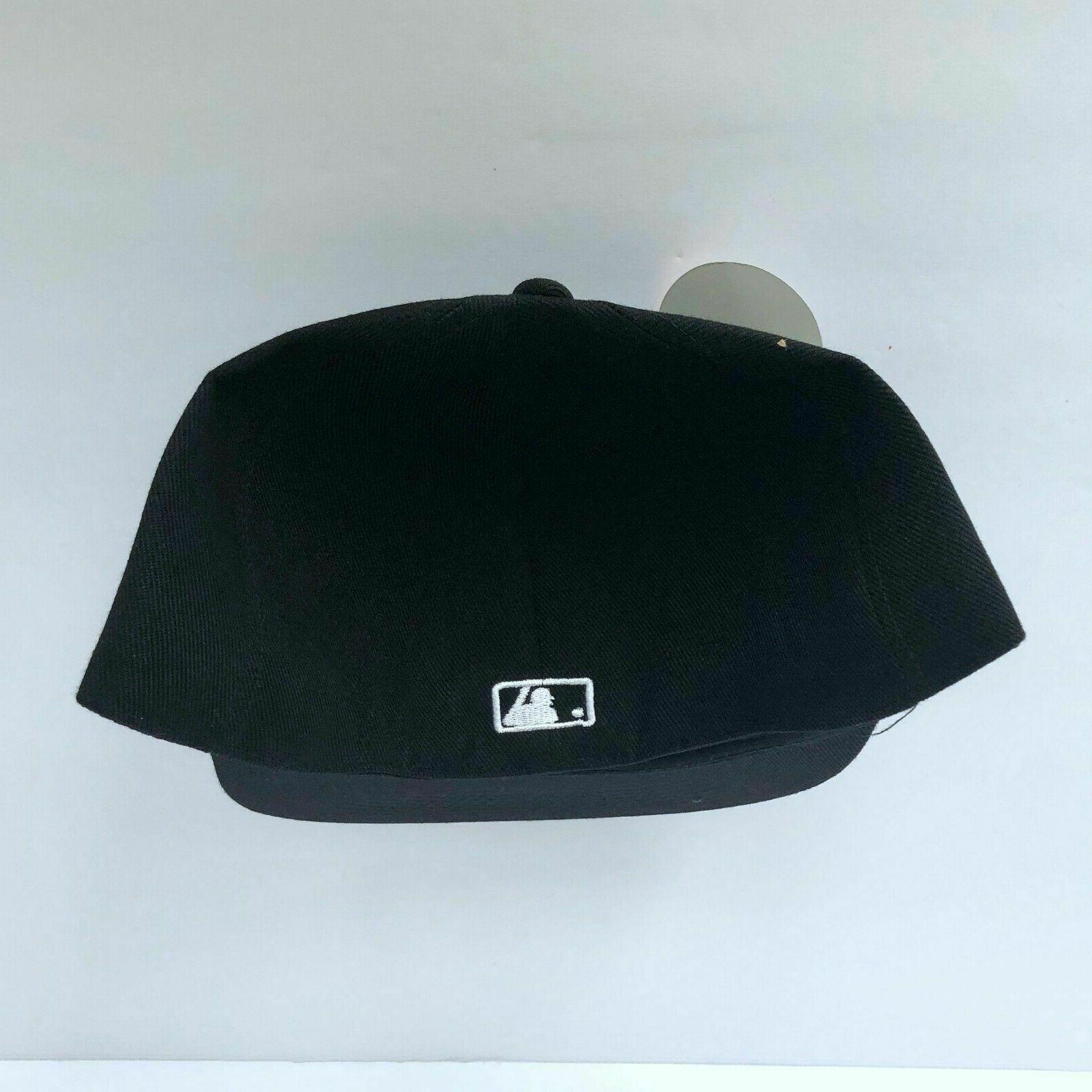 NEW Astros Baseball Fitted Multi Black