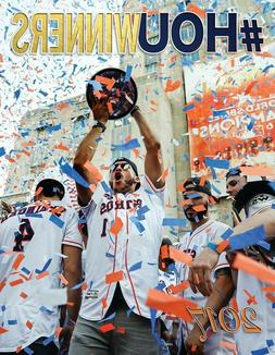 Limited Edition Collector's Book - 2017 World Series - Hou