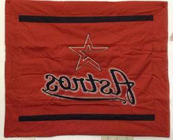 Houston Astros MLB Classic Pillow Sham