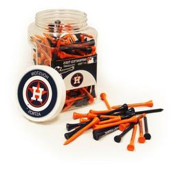 MLB Houston Astros 175 Tees Jar Golf Club Course Driver Team