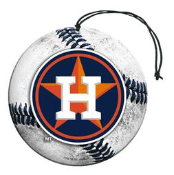 Team ProMark MLB Houston Astros Air Freshener 3-Pack 2-4 Day