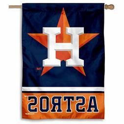 MLB Houston Astros House Flag and Banner