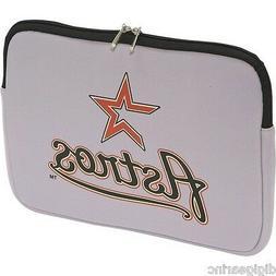 "MLB Houston Astros Laptop Sleeve Case Bag 15.6"" For Notebook"