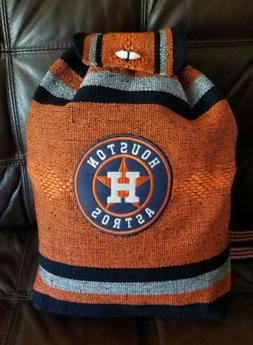MLB Houston ASTROS Mexican backpack handmade aztec tote bag
