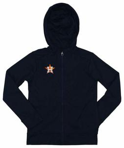 Outerstuff MLB Youth/Kids Houston Astros Performance Full Zi