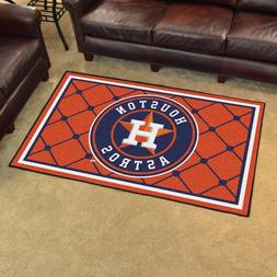 MLB - Houston Astros 4 x 6 Rug