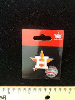 NEW 2020 ISSUE: Houston Astros Logo Lapel Pin - MLB Licensed