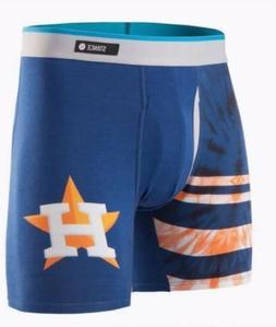 New Stance Men's Butter Blend Soft Boxer Brief Underwear Hou