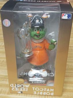 Orbit Houston Astros Mascot Orange Jersey 2017 World Series