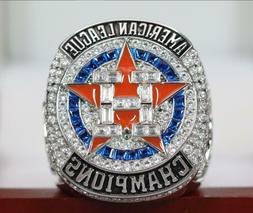 PRE SALE 2019 American League Champion Houston Astros Ring