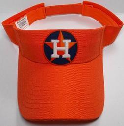 READ LISTING! Houston Astros Heat Applied FLAT LOGO on Orang