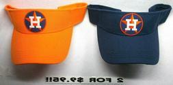 Read Listing! Houston Astros HEAT APPLIED FLAT LOGOS on 2 vi