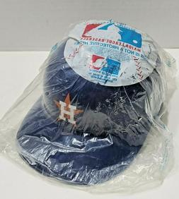 Vintage Houston Astros MLB Baseball Hard Hat Batting Helmet
